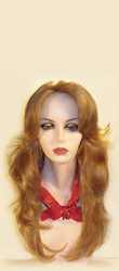Ladies Long Synthetic Wigs