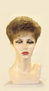 Ladies Short Synthetic Wigs